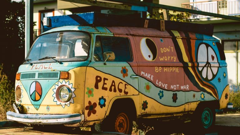 Flower Power: Cannabis and the Culture of the '60s